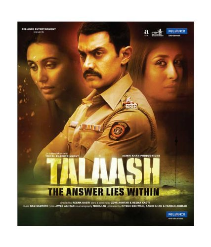 Shipping included New mail order Talaash