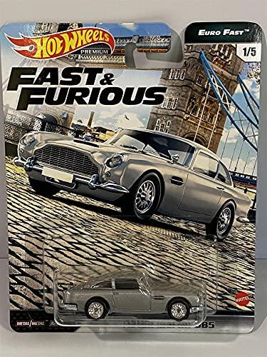 Hot Wheels Aston Martin DB5 Fast & Furious Euro Fast 1:64 GPK55 GBW75