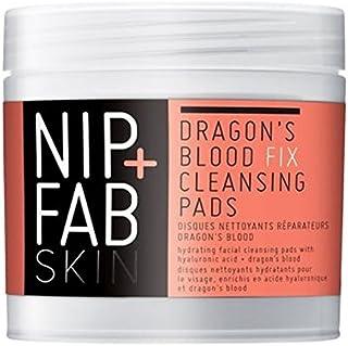 Nip+Fab Dragons Blood Fix Pads 80ml - +ファブ竜の血修正パッド80ミリリットルニップ (Nip & Fab) [並行輸入品]