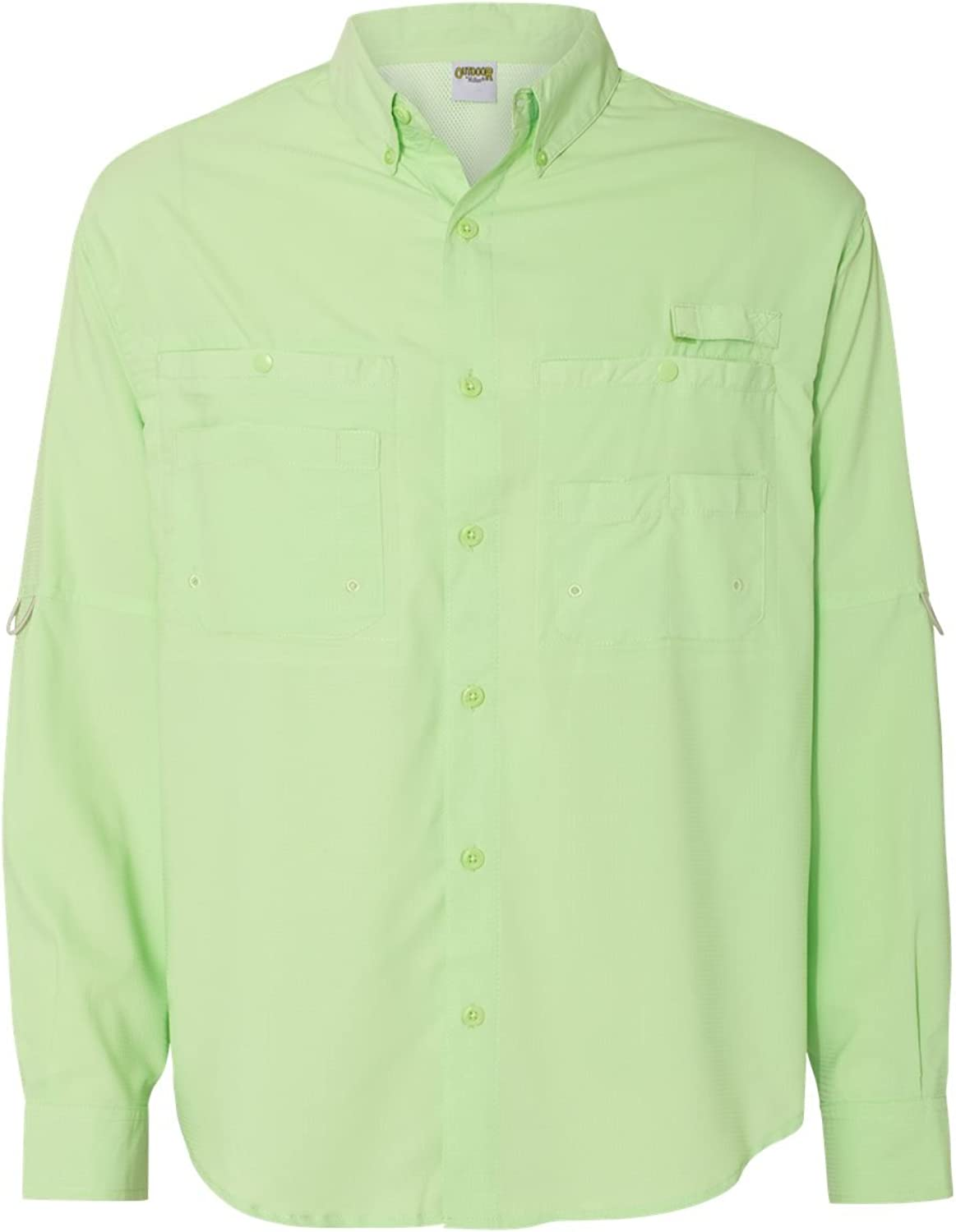 Hilton Baja Long Sleeve Fishing Shirt  ZP2299
