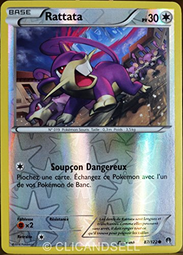 seule carte RR // Blaze sauvage carte Pokemon XY M Dracaufeu EX