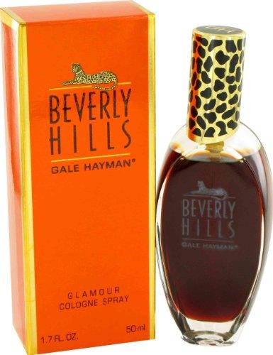 Beverly Hills Glamour by Gale Hayman Eau De Cologne Spray 1.7 oz by Gale Hayman
