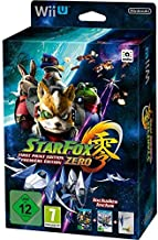 Starfox Zero First Print Edition