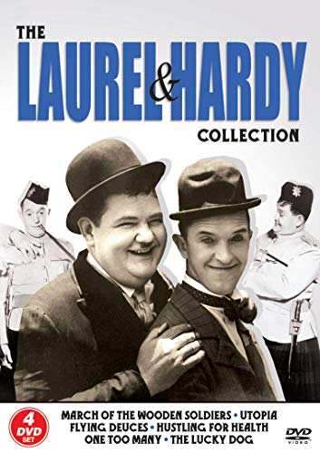 Laurel And Hardy - Collection [4 DVD Gift Set] [Reino Unido]
