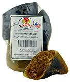 Country Pup's Stuffed Hooves - 3 Pack, Filled with Chicken and Rice, All Natural, Made in USA