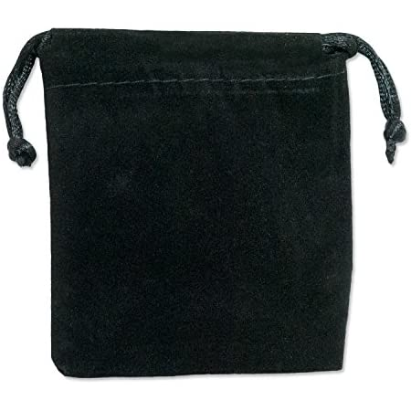 Velveteen gift bag