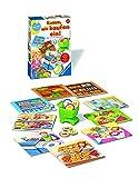 Ravensburger 24721 - Komm, wir kaufen ein! - Lernspiel für die Kleinen - Zuordnungsspiel für Kinder ab 2 Jahren, Spielend erstes Lernen für 1-4 Spieler