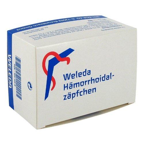 Haemorrhoidal Zaepfchen 50 ST