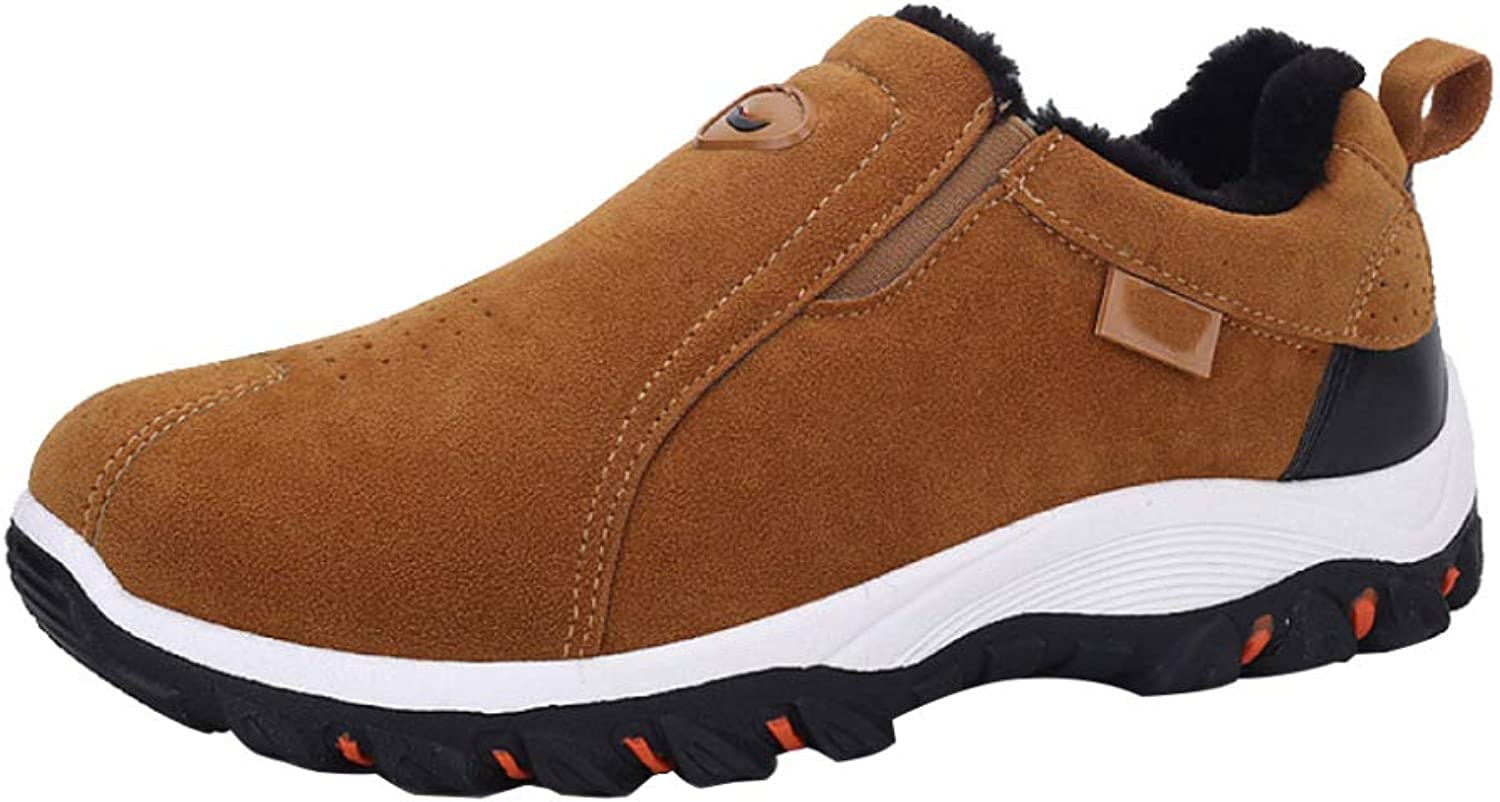 MISS LI Sports Outdoor Casual shoes Spring and Autumn Single shoes Non-Slip Wear Hiking Hiking shoes