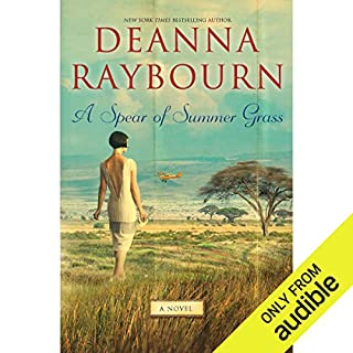 A Spear of Summer Grass                   By:                                                                                                                                 Deanna Raybourn                               Narrated by:                                                                                                                                 Nicola Barber                      Length: 11 hrs and 4 mins     127 ratings     Overall 4.1