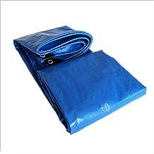 Lixiong Dekzeil, waterdicht, bescherming tegen zware belasting, zonnescherm, opvouwbaar, voor buiten, 120 g/m², meerdere m...