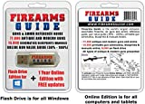 Firearms Guide Flash Drive & Online 11th Edition Combo (2020)
