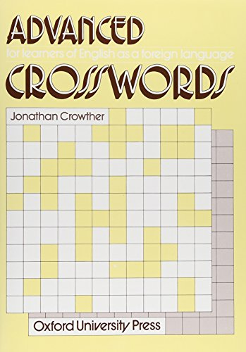 Crosswords for Learners of English Advanced