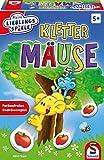 Schmidt Spiele 40587 Klettermäuse, Kinderspiel, Meine Lieblingsspiele, bunt