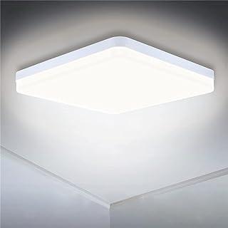 LED Deckenleuchte 36W, SUNZOS 4000K 3240LM Deckenlampe Led für Lampe Wohnzimmer, Schlafzimmer, Küchenlampen, Flur, Balkon,...