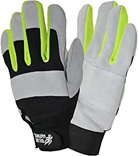 Performance Leather Work Gloves - Extra Large