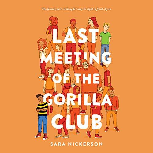 Last Meeting of the Gorilla Club cover art