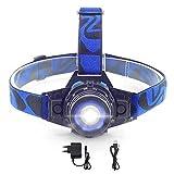 Torcia Impermeabile Batteria Al Litio Integrata Torcia Ricaricabile Q5 LED Torcia 3 Modalità Torcia Per Campeggio