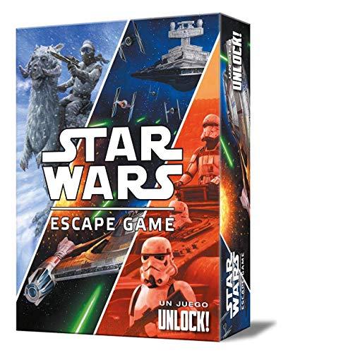 Space Cowboys- Star Wars Escape Game - Español (SCUNLSW01ES)