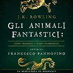 Gli Animali Fantastici: dove trovarli copertina