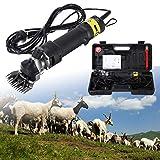 Ridgeyard Electric Farm Supplies Animal Grooming Shearing Clipper Sheep Goat Shears for Livestock Farm Supplier (320w)