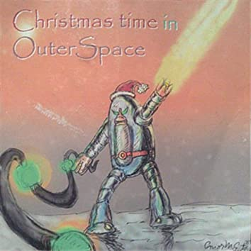 Christmas Time In Outer Space