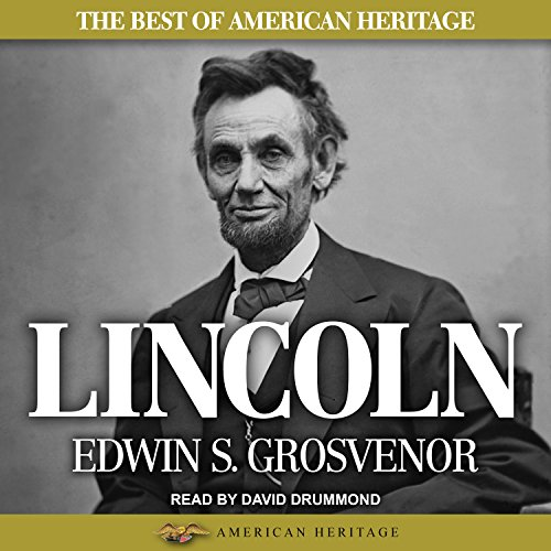 The Best of American Heritage: Lincoln cover art