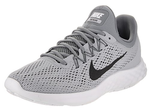 Nike Men's Lunar Skyelux Running Shoes (Wolf Grey, 14)