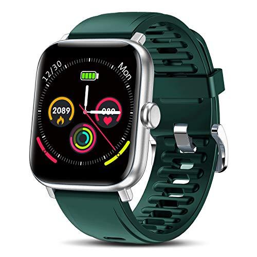 TagoBee Smartwatch Hombre Reloj Inteligente Hombre Mujer Pantalla táctil Completa 1.54