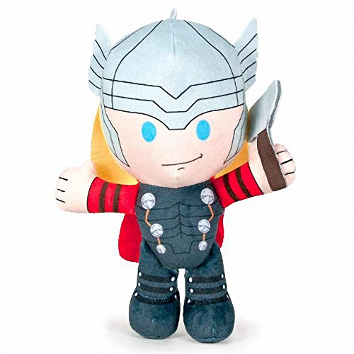 Famosa Peluche Thor Vengadores Avengers Marvel Soft 19cm