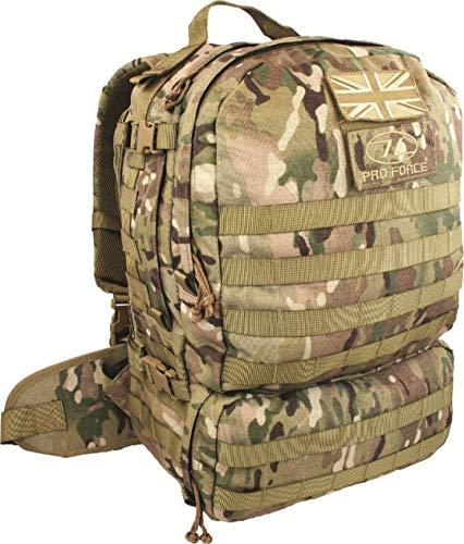 Tomahawk Elite LX Sac à dos Motif camouflage armée britannique 35 l