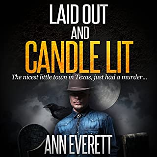 Laid Out and Candle Lit audiobook cover art
