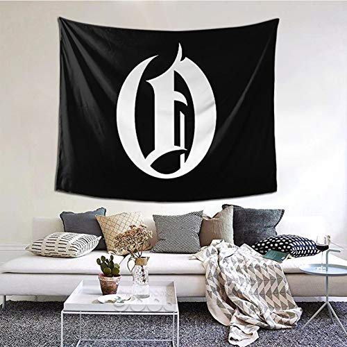 GEHIYPA Oath Team Logo Awall Hanging Tapestry 3d Printing Wall Poster Decor For Room Living One Size