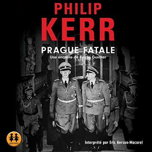 Couverture de Prague Fatale