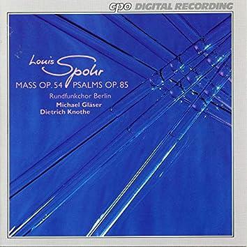 Spohr: Mass in C Minor, Op. 54 & Psalmen, Op. 85