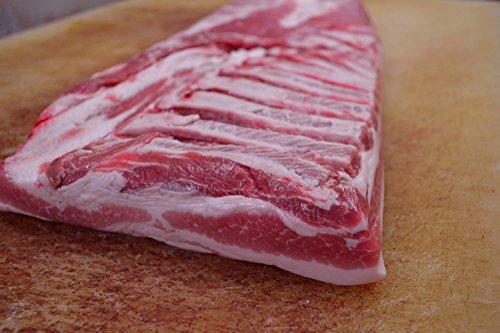豚バラ ブロック 1kg (1,000g) 【 国産 豚肉 バラ 豚バラ肉 角煮 焼き豚 業務用 訳ありお買い得商品 ★】