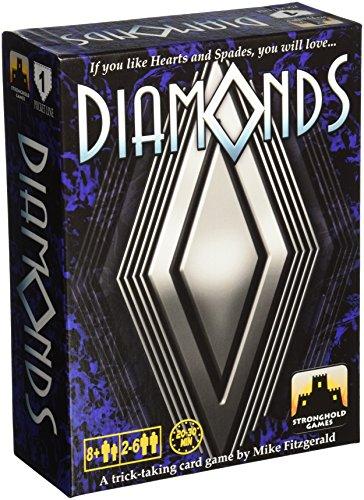 Stronghold Games STG00001 Brettspiel Diamonds