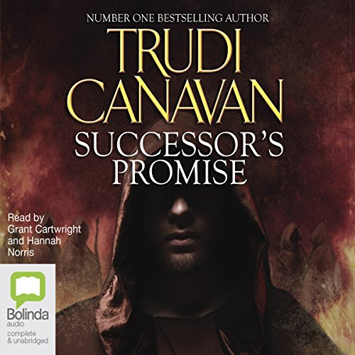 Successor's Promise audiobook cover art