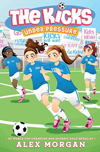 Under Pressure (The Kicks Book 7) (English Edition)