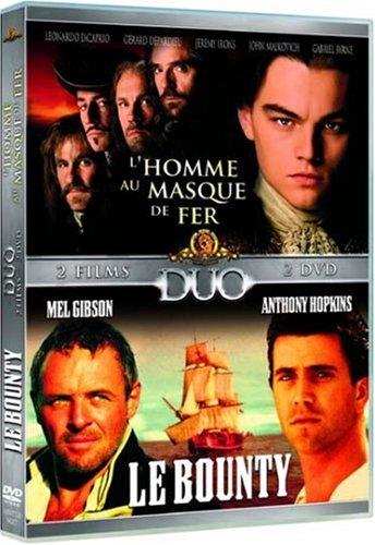 L'Homme au masque de fer / Le Bounty - Coffret 2 DVD