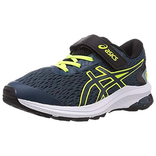 ASICS 1014A151-406_31,5 Running Shoes, Blue, 31.5 EU