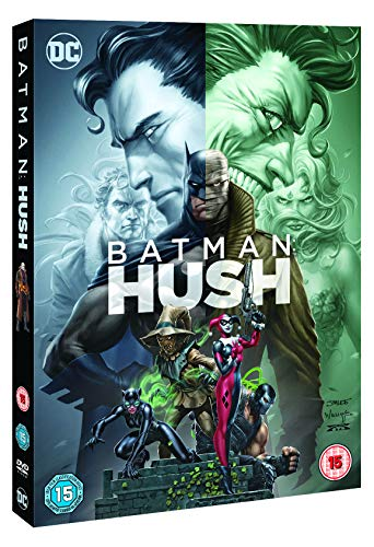 Batman: Hush [DVD] [2019]