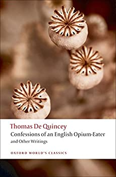 Paperback Confessions of an English Opium-Eater Book