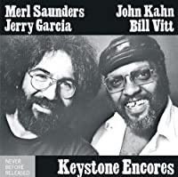 Keystone Encores by Jerry Garcia & Merl Saunders (1990-10-25)