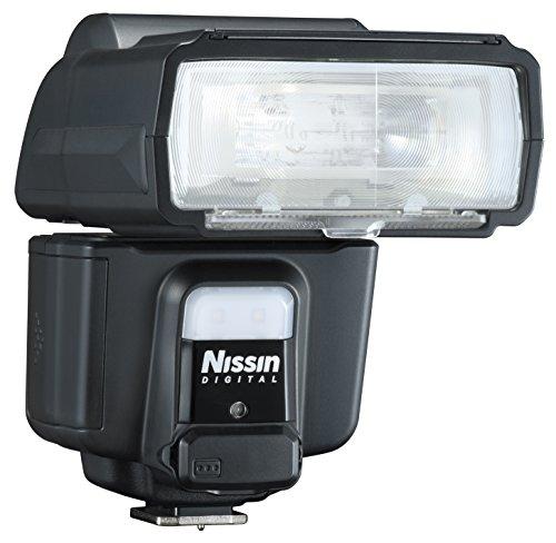 Nissin i60 - Flash para Nikon, Negro