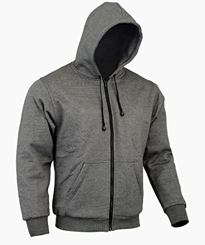 Sweat-Shirt à Capuche en Polaire - Renforts CE/100