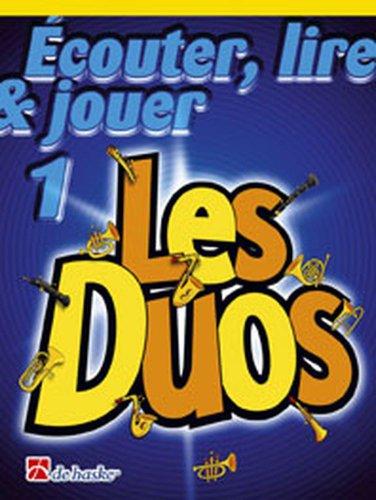 Duos Vol.1 Trompet voor het leren, lezen en spelen