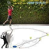 Zoom IMG-1 fostoy allenatore di tennis strumento