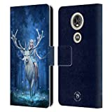 Official Anne Stokes Forest Fantasy 2 Leather Book Wallet