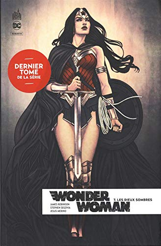 Wonder Woman Rebirth, Tome 7